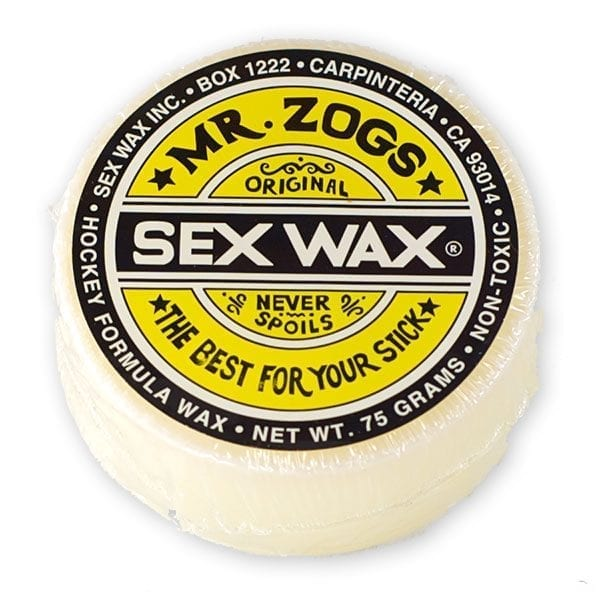 Mr. Zogs Sex Wax Hockeyvoks hvit kokosnøtt
