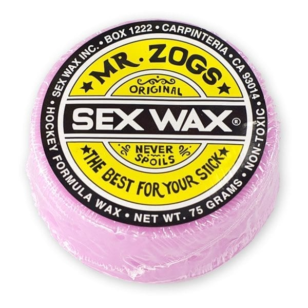 Mr. Zogs Sex Wax Hockeyvoks lilla (drue)