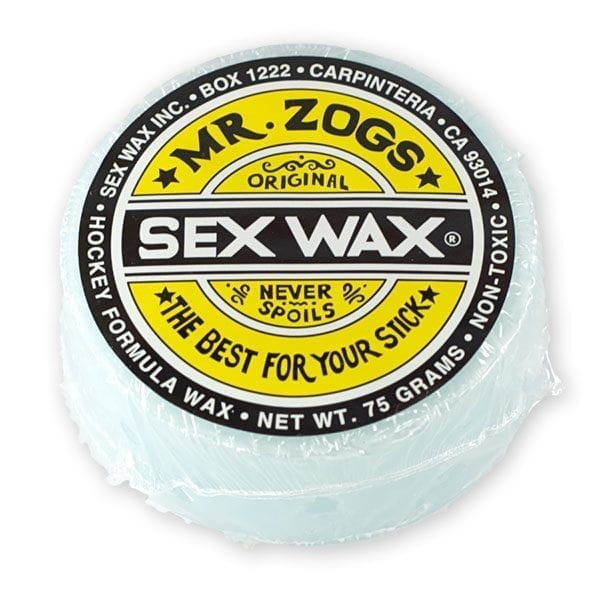 Mr. Zogs Sex Wax Hockeyvoks turkis (ananas)