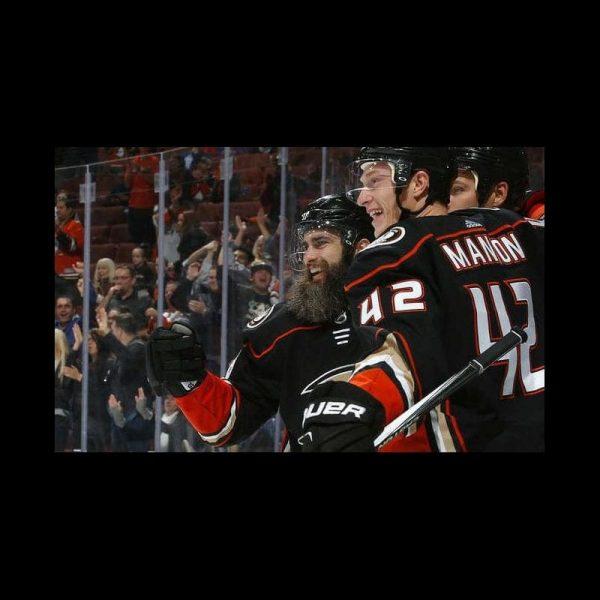 Buttendz FUSION Z Grip for hockeykølle, Manson