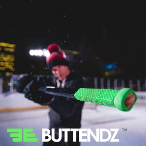 Buttendz Grip for hockey stick