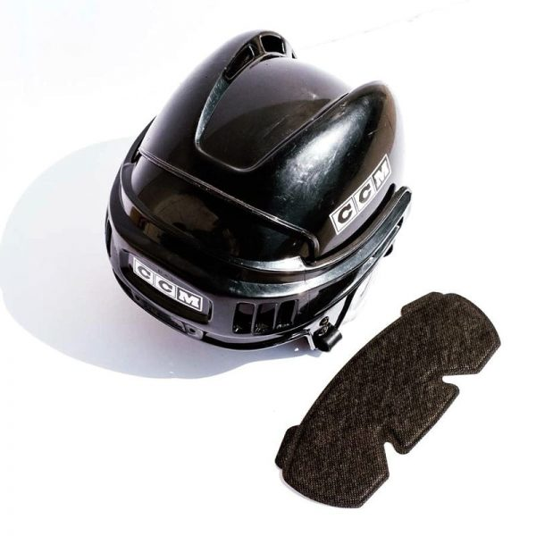 NoSweat hjelminnlegg for hockey