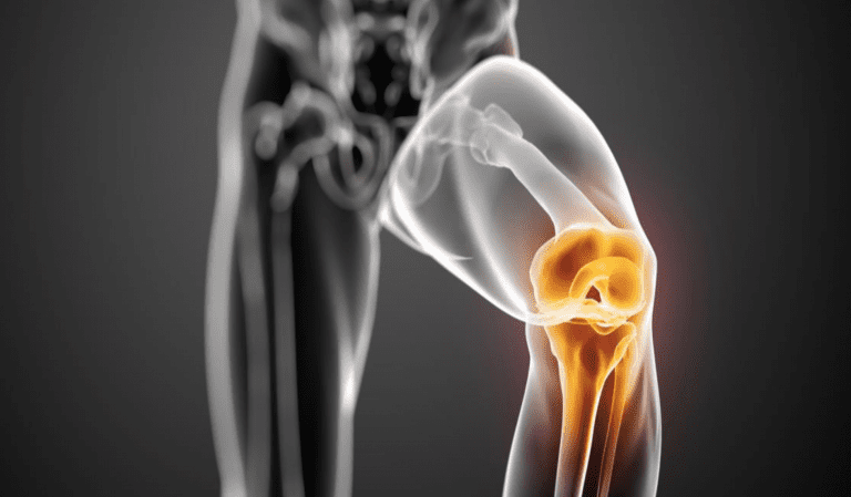 Bladetech health benefits for knees and hips