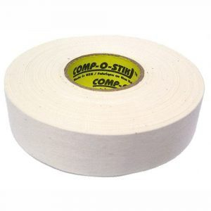 Comp-O-Plug Stick tape white 24mm x 25m