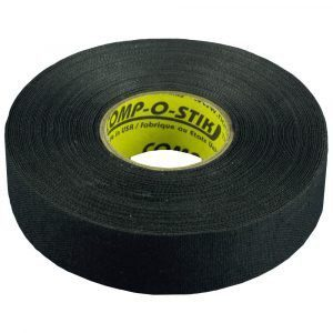 Comp-O-Plug Stick tape black 24mm x 25m