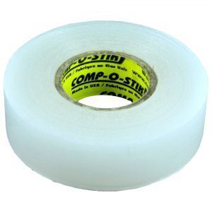 Comp-O-Plug sock tape transparent 24mmx25m