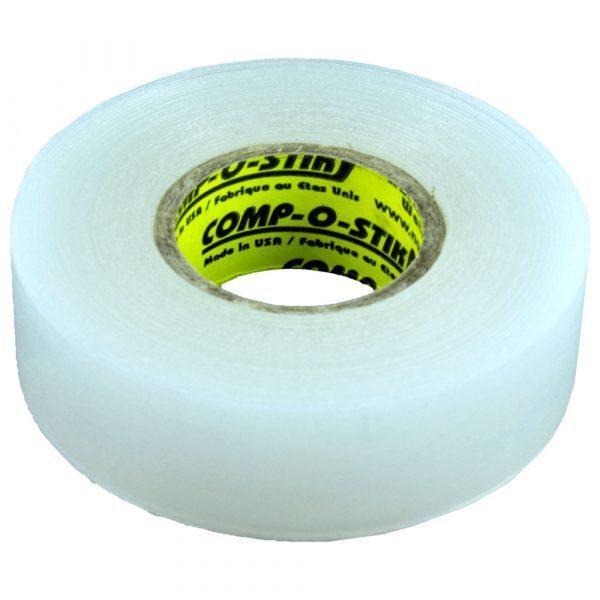 Comp-O-Plug sock tape transparent 24mmx25m