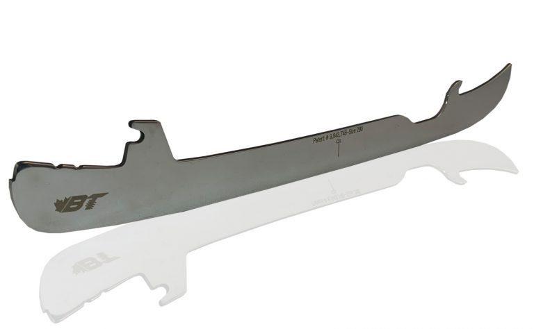 Bladetech Black Diamond DLC skøytestål for CCM Speedblade XS