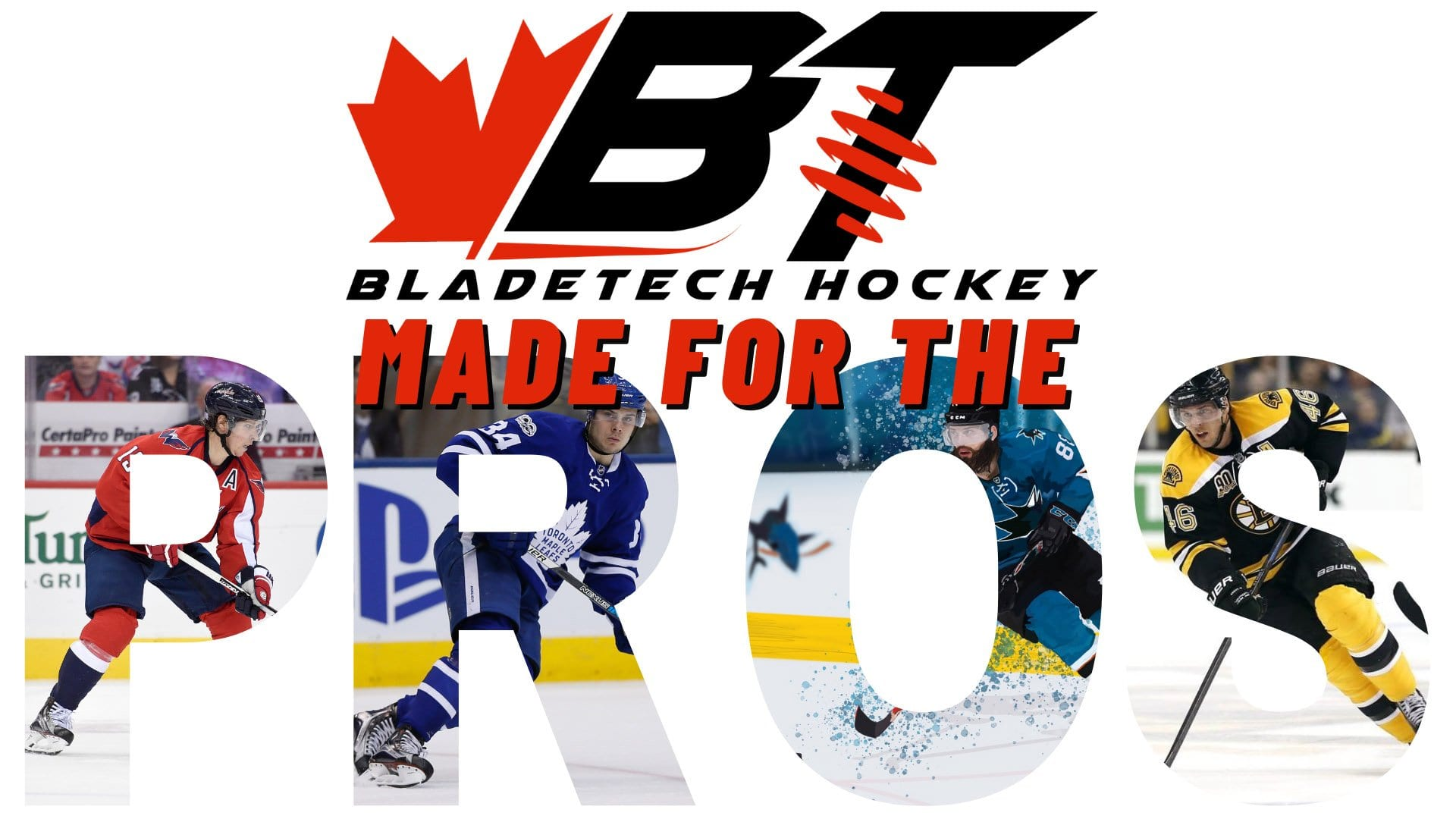 Bladetech Hockey professional players